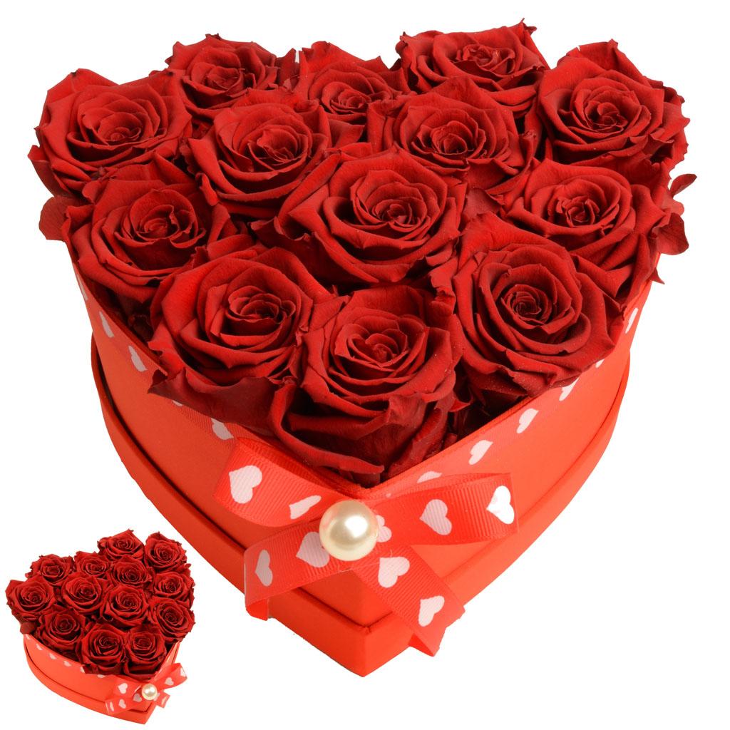 Scatola cuore grande amore