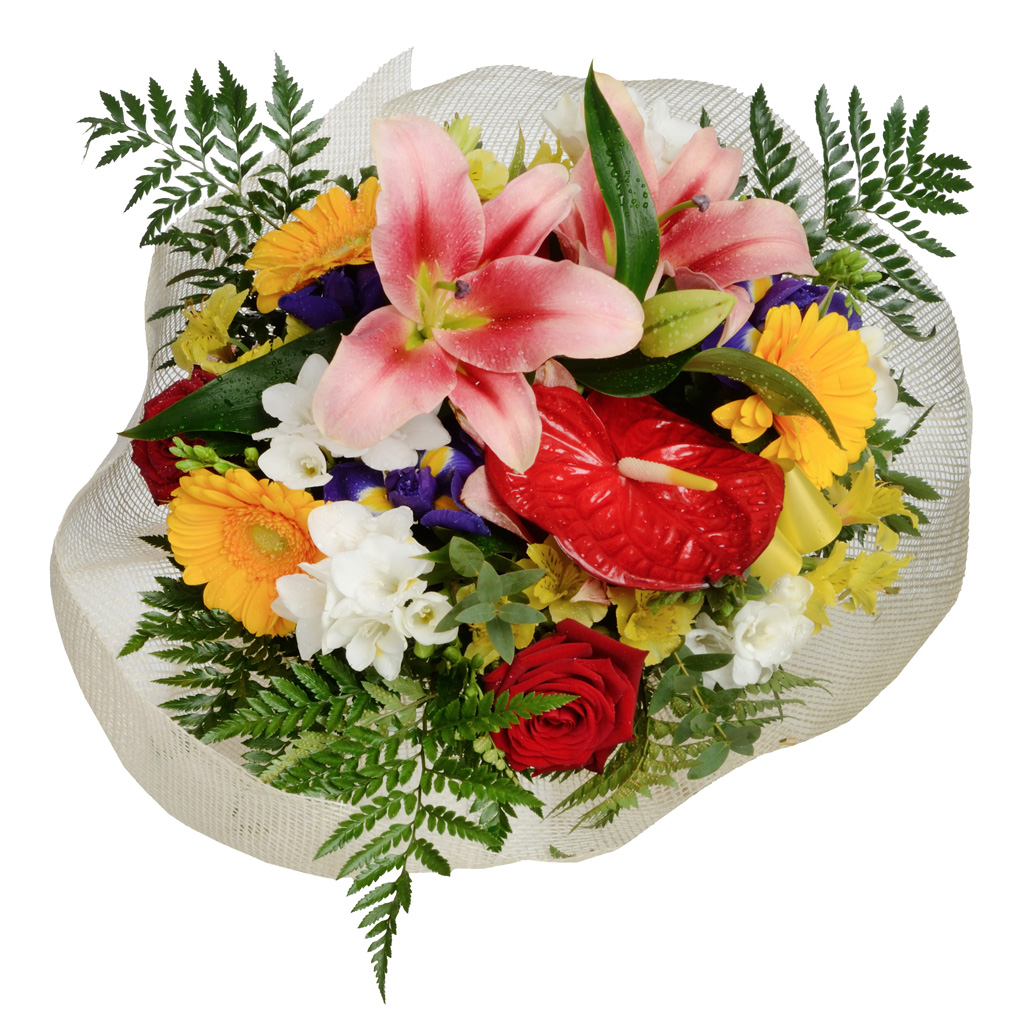 Bouquet  sole alto
